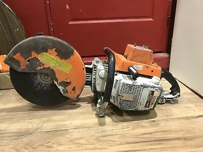 Stihl TS760AV Concrete Cut-Off Saw- Ships Fast