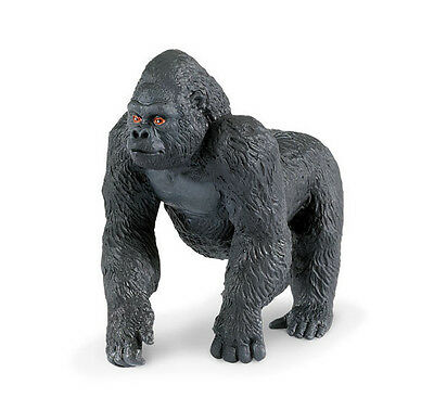 GORILLA, Lowland Male  # 282829 ~ FREE SHIP/USA w/$25+ SAFARI, LTD. Products
