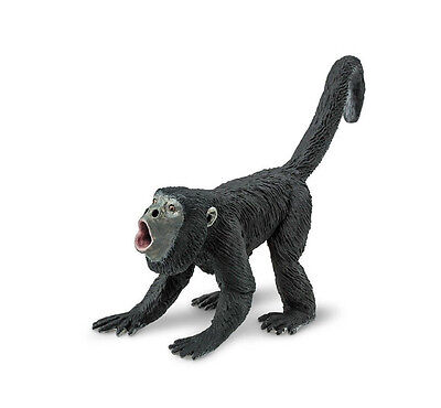 HOWLER MONKEY Replica 229129 ~  NEW for 2017! FREE SHIP/USA w/ $25.+ Safari,LTD