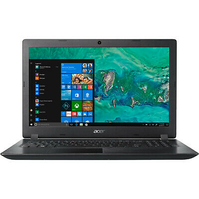 ACER Aspire 3 (A315-51-388S), Notebook mit 15.6 Zoll Display, Core™ i3 Prozessor