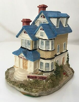 Liberty Falls - Doctor Stevens' Home & Office AH37 - Americana Collection