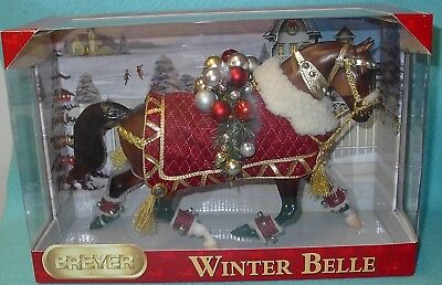 Breyer Traditional Winter Belle Misty's Twilight #700111 New 11 15Th In Series