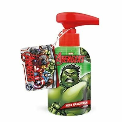 Marvel Avengers Hulk Roaring Handwash 250ml 1 2 3 6 12 Packs