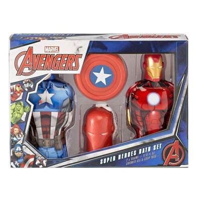 Marvel Avengers Super Heroes Bath Set  1 2 3 6 12 Packs