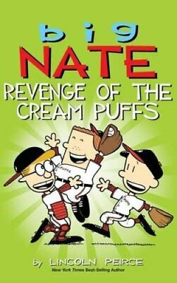 Big Nate: Revenge of the Cream Puffs by Lincoln Peirce (Hardback, 2016)