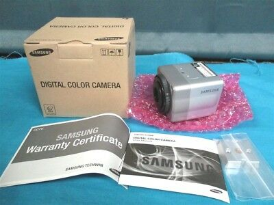 Lot of 5 NEW Samsung SCC-B1310N EX CCTV Camera Color Surveillance Camera!