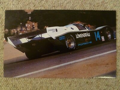 1986 Porsche 956 Coupe Race Car Print, Picture, Poster RARE!! Awesome L@@K