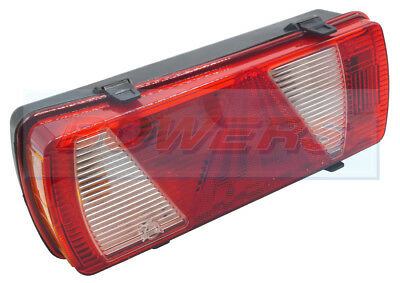 Aspock Ecoflex Rear Left Hand Combination Tail Light Lamp Truck Lorry Trailer