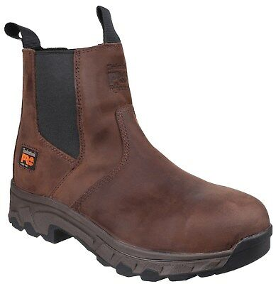 da41e3c55f2 TIMBERLAND PRO WORKSTEAD Dealer Safety Boots Mens Industrial ...