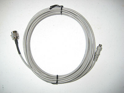 Shakespeare 25' cable for Sirius Antenna SRC-25 SRA40 SRA10 -New-