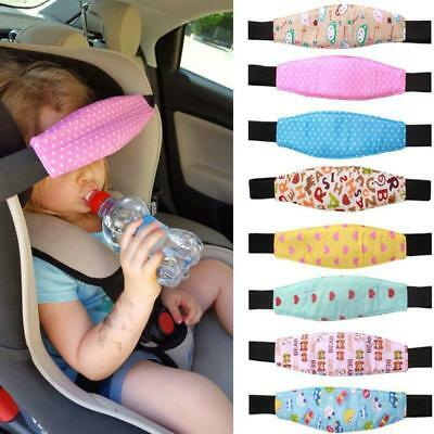 Car Safety Seat Sleep Pillow Infants&Baby Head Support Strap Stroller Belt J