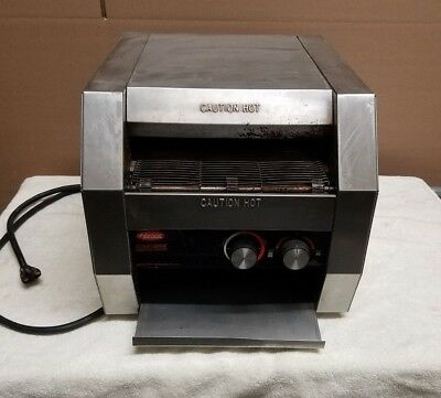 Hatco Toast-Qwik Commercial Conveyor Toaster Oven TQ-300   208v single phase