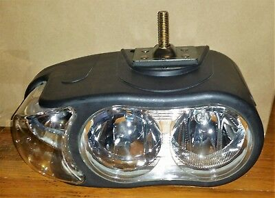 Snowplow Dual Beam Headlamp Housing