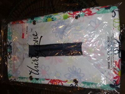 THIRTYONE Thirty one Gifts DELUXE UTILITY TOTE  Loopsy Daisy BRAND NEW