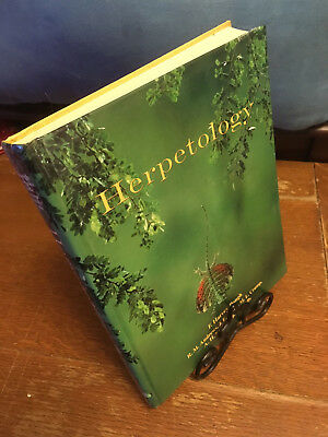 Herpetology  Reptile And Amphibian New Book Gift Ready