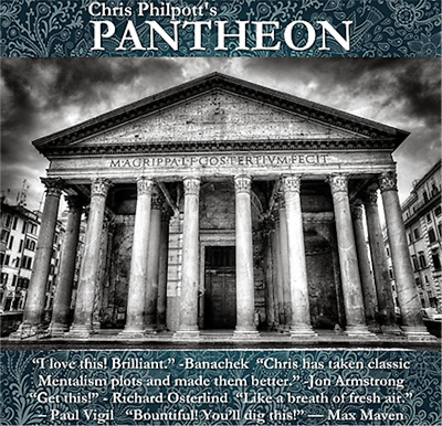 Chris Philpott's PANTHEON from Murphy's Magic
