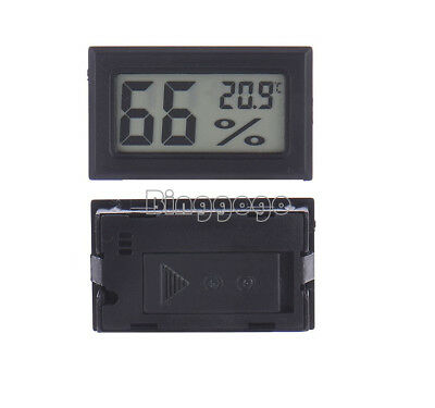 Indoor innen Mini Digital LCD Thermometer Hygrometer Humidity Temperature Meter