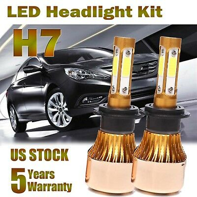 For Hyundai Sonata H7 LED Headlight 320W 32000LM Lamp Bulbs 6000K Super Bright