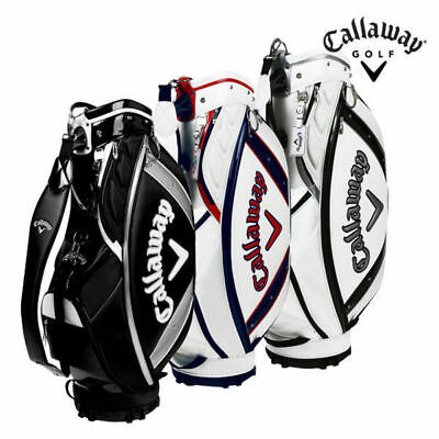 CALLAWAY 2017 RIZE Golf Caddy Bag 3 Color Tour Carry Cart Authentic Caddie n_o