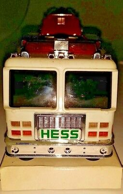 2000 Hess Toy Fire Truck