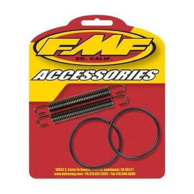 New Fmf Pipe Springs Exhaust Gaskets For 2005 2006 2007 Kawasaki Kx250 Kx 250