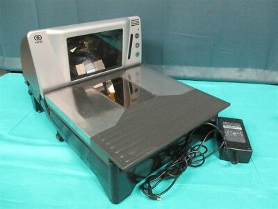 RealScan 74 Low Profile Mid Size Bi-Optic Scale and Scanner 7874-5000 Used