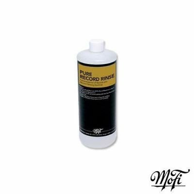 MoFi Mobile Fidelity Sound Lab PURE Record Rinse Wash 32 oz. Vinyl Accessory New
