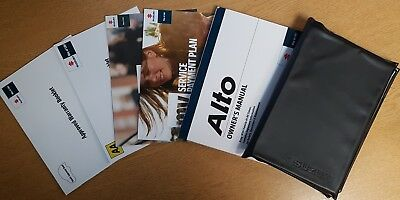 suzuki alto owners manual handbook wallet 2009 2015 pack a 938 rh picclick co uk auto owners manual ebay auto owners manuals online