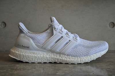 New with box adidas Ultra Boost W 2.0 White AQ5934 US7.5 for