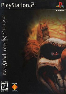 Twisted Metal: Black Greatest Hits (Sony PlayStation 2, 2002)