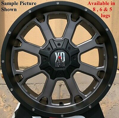 """4 New 20"""" Wheels for FORD F-150 1997 1998 1999 2000 2001 2002 2003 Rims -2304"""