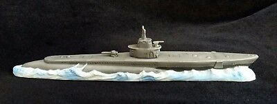 Ski Country 1976 Submarine Decanter - Empty - FREE SHIPPING!