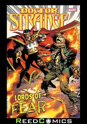DOCTOR STRANGE LORDS OF FEAR GRAPHIC NOVEL New Paperback (264 Pages)