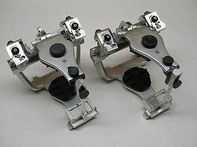 2 X Denar D5A Fully Adjustable Dental Articulator S Lab Hanau Whipmix Waterpic