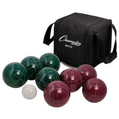 Champion Sports Tournament Series Bocce Set