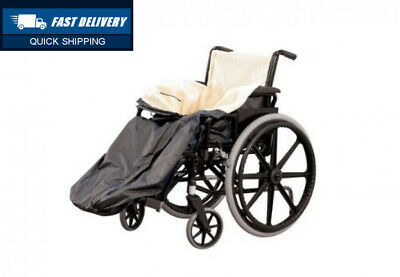 Ability Superstore Lined Waterproof Wheelchair Leg Cosy 99cm x 77cm