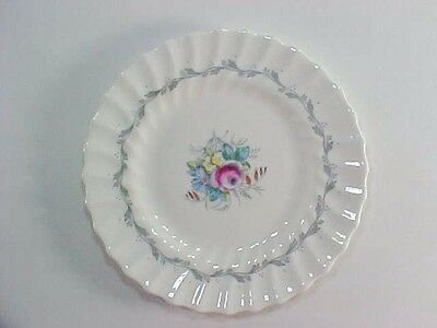 "Set of 8 Royal Doulton Bread and Butter Plates, ""The Chelsea Rose"" Dinnerware"
