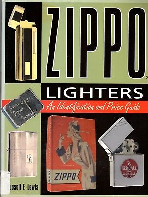 Zippo Lighters Identification & Price Guide Lewis Cigarette Collectible Krause
