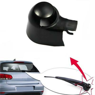 1Pc Black Windscreen Rear Wipers Washer Arm Cover Cap For VW/MK5/Golf/Polo/Ca Zp