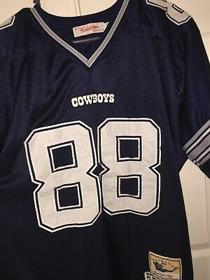 size 40 fb437 8ba0f spain authentic michael irvin throwback jersey dallas ...