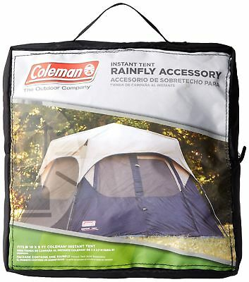 Coleman Camping Instant Tent Rainfly 6 Person Outdoor Rain Cover Waterproof Gear