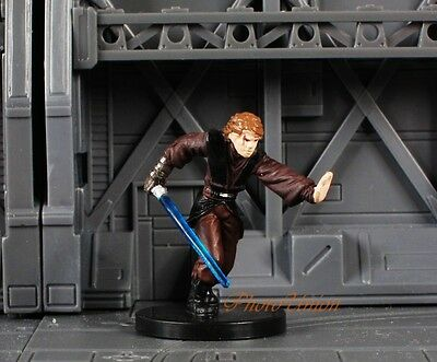 WOTC Star Wars Miniature Universe Imperial Darth Vader Sith Apprentice K432