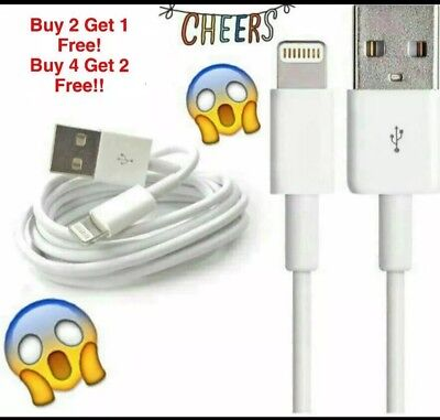 OEM Apple iPhone Lightning Cable 3FT MFi Certified Charger for  iPhone 7 6 6S 5