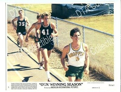 Our Winning Season-#5-1978-8X10 Promo Still-Scott Jacoby-Drama-Independent Fn