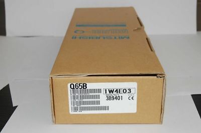 New In Box Mitsubishi PLC Module Q65B *PQT