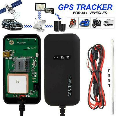 Car GPS GSM Tracker Mini Realtime Locator Vehicle/Van Personal Tracking Device