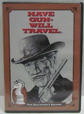 Have Gun Will Travel: The Collector's Edition DVD Richard Boone Free Shipping