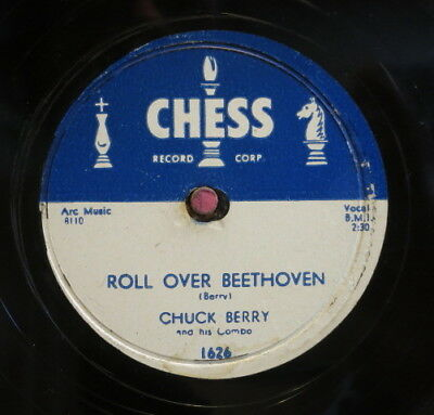 Chuck Berry / Roll Over Beethoven & Drifting Heart