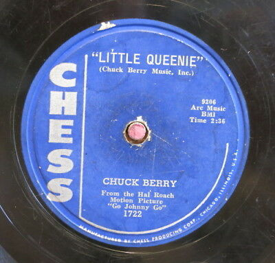 Chuck Berry / Little Queenie & Almost Grown