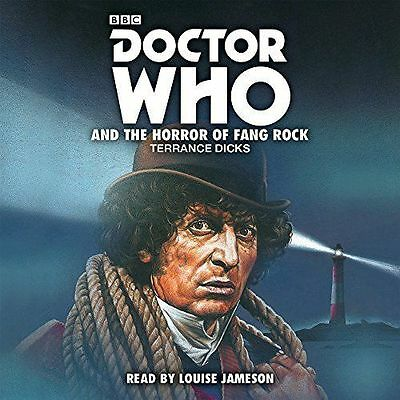 Doctor Who and the Horror of Fang Rock: 4th Doctor Novelisation by Terrance...